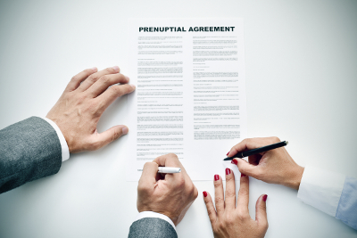 what is a postnuptial agreement