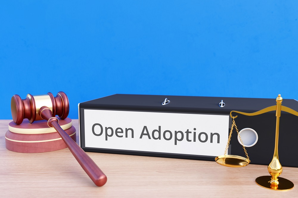 What is Open Adoption in the State of Arizona?